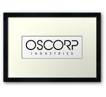 Oscorp Industries Framed Print