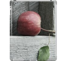 Red Delicious iPad Case/Skin