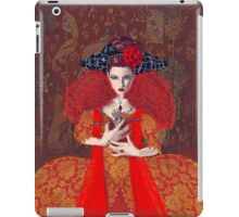 The Red Queen iPad Case/Skin