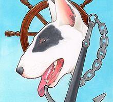 Pirate Bull by CaroRT
