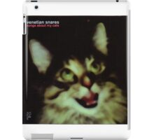 Songs About My Cats iPad Case/Skin