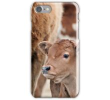 Cute Calf iPhone Case/Skin