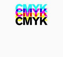 CYMK ON WHITE Unisex T-Shirt
