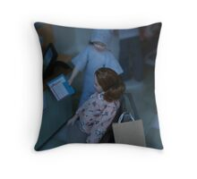 The Maternity Unit Throw Pillow