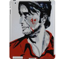 Dr. Lecter  iPad Case/Skin