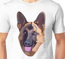 German Shepherd / Alsatian Unisex T-Shirt