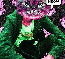 Meow STONARIA by TemoKun