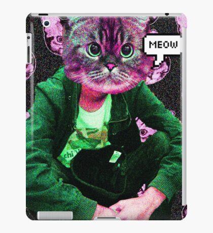 Meow STONARIA iPad Case/Skin
