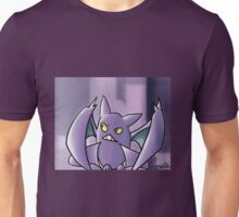 What do you see Crobat? Unisex T-Shirt