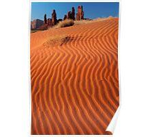 Yei-bi-Chei Sand Ripples Poster