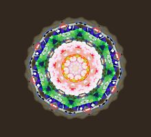 Flower Kaleidoscope Unisex T-Shirt