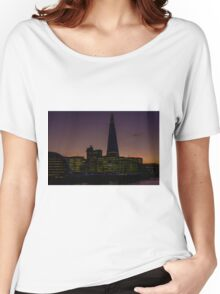 the Shard Women's Relaxed Fit T-Shirt