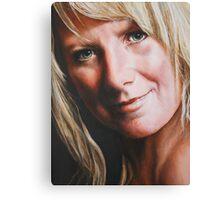 Mia for the calendar Canvas Print