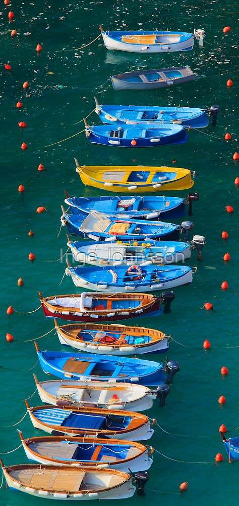Vernazza Armada by Inge Johnsson