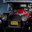 Vintage Auto by Rachel Williams