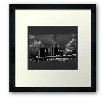 Gotham City Framed Print