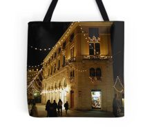 Christmas in Siena-Tuscany Tote Bag
