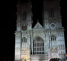 Westminster Towers by Dave Godden