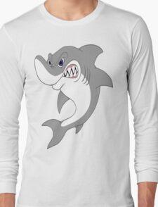 Great White Shark Long Sleeve T-Shirt