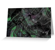 Abstract DM 04 Greeting Card