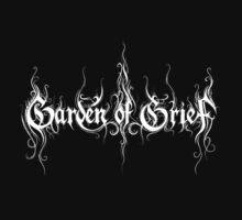 New Logo Shirt (dark) by gardenofgrief