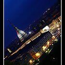Turin by night by becks78