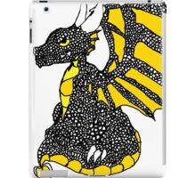 Grumpy Dragon iPad Case/Skin