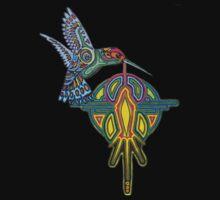 hummingbird - 2010 as tshirt by karmym