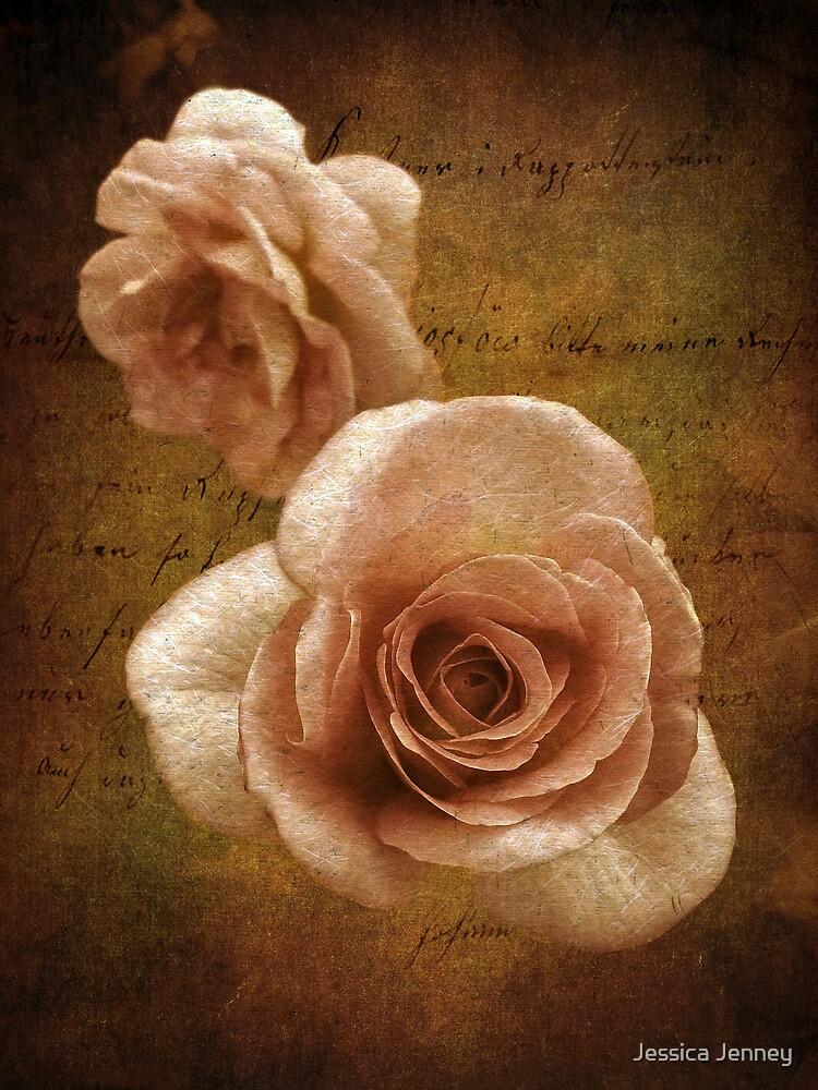 Sunset Roses by Jessica Jenney