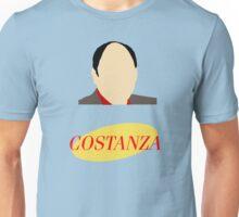 Short Stocky Bald Man Unisex T-Shirt