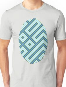 Square Truchets in MWY 01 Unisex T-Shirt