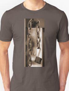 Unlocked Padlock T-Shirt