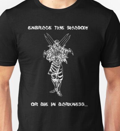 Zed (white) Unisex T-Shirt