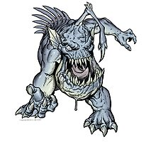 """ZOMBIE FISH Monster """"Kids Clothing"""" by CMJTOYS"""
