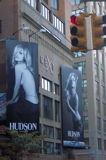 Hudson Street by newyorknancy