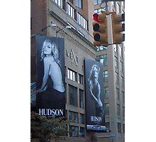 Hudson Street Photographic Print