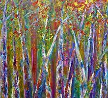 Autumn in Muskoka by ClaireBull