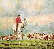 Fox Hunt by Yvonne Carter