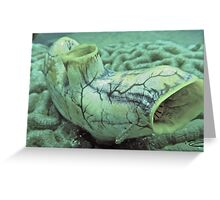 A squirt of a Goby! Greeting Card