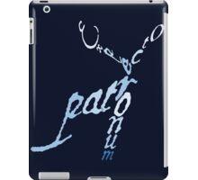 Expecto Patronum Stag Patronus iPad Case/Skin