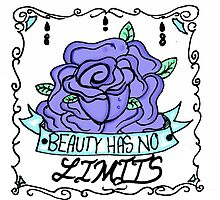Beauty has no limits by MindlessImgntin
