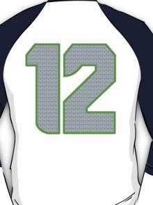 Seahawks - 12 T-Shirt