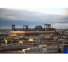 Citi Field - New York Mets Photographic Print