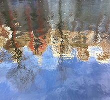 Amsterdam Reflection by stephen foote
