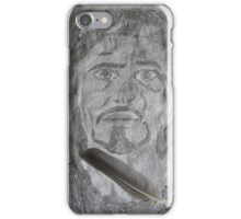Tony made with feathers iPhone Case/Skin