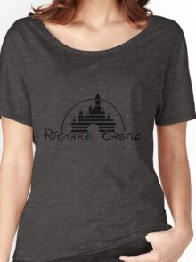 Richard Castle Women's Relaxed Fit T-Shirt