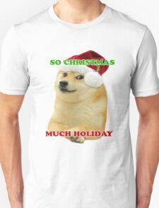Doge Xmas T-Shirt