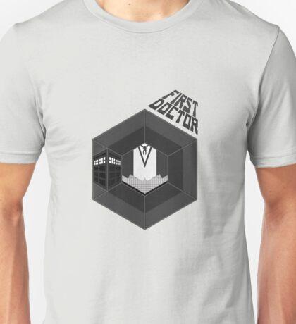 The 1st Doctor Unisex T-Shirt