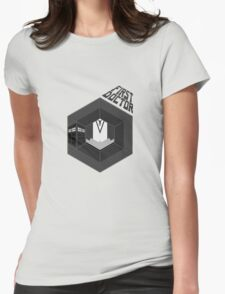 The 1st Doctor Womens Fitted T-Shirt