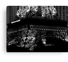 Paris, Las Vegas ~ Part One Canvas Print